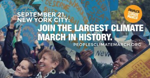 People's Climate March @ New York City | New York | New York | United States