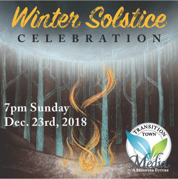 Winter Solstice Celebration 2018 @ Unitarian Universalist Church of Delaware County | Media | Pennsylvania | United States