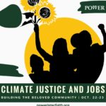 Climate Justice and Jobs @ Various locations