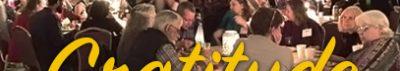 The 2017 Gratitude Potluck Celebration Reviewed