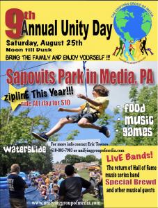 Unity Day Picnic @ Sapovits Park