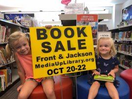 Media-Upper Providence Free Library Fall Book Sale @ Media-Upper Providence Free Library