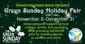 Green Sunday Holiday Craft Fair 2020 @ Online! | Media | Pennsylvania | United States